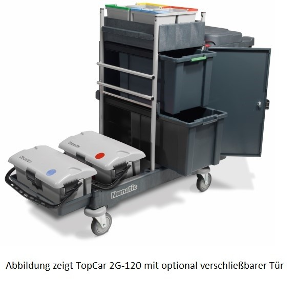 Numatic TopCar 2G