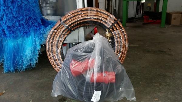 Schlauch- und Kabelpaket
