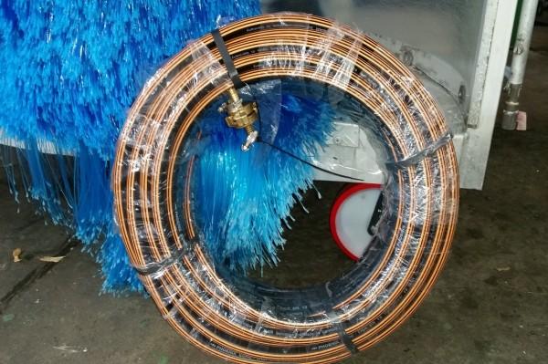 Schlauchpaket 40 m für mobile Waschanlagen
