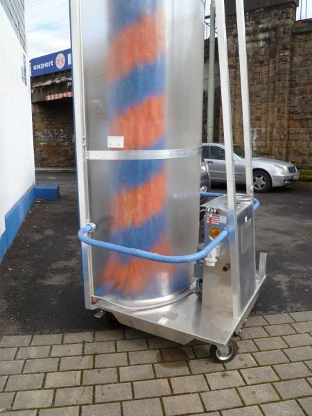 Mobile Waschanlage für Busse, Neuwertig