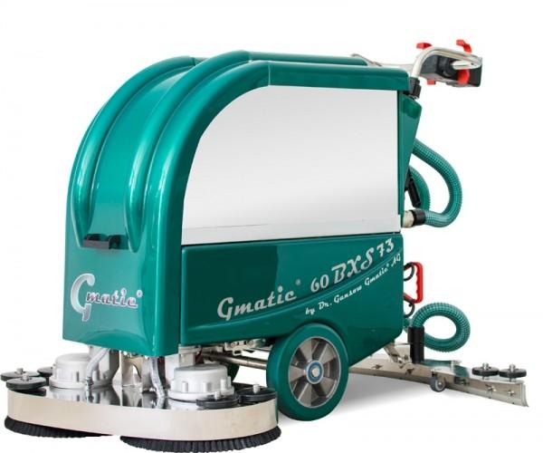Gmatic 60 BXS 73 mit starkem Akkupaket