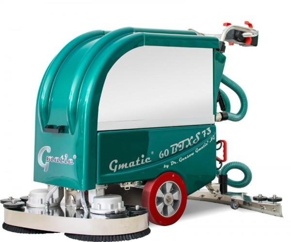 Gmatic 60 BTXS 73 mit starkem Akkupaket