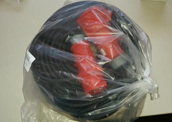 Kabelpaket 50 m für mobile Waschanlagen
